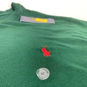 Polo Ralph Lauren SOFT Weekend Tee Shirt - Green